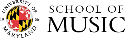 UMD School of Music Logo